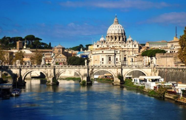 Pèlerinage à Rome – 23 au 27 avril 2019