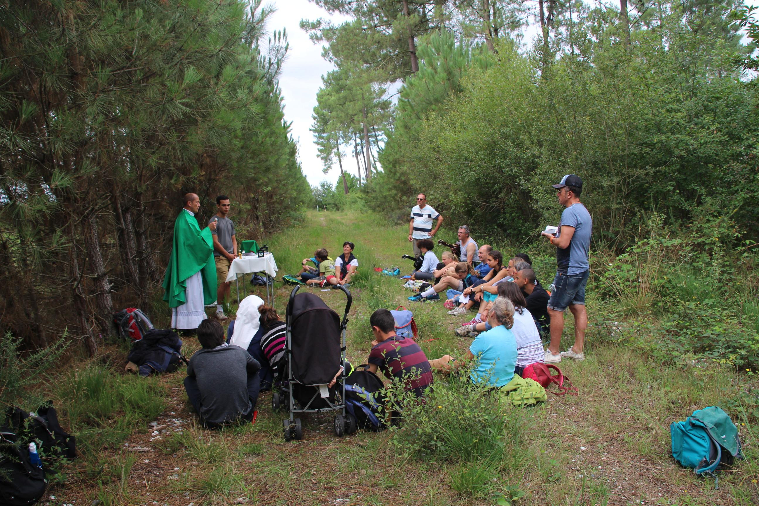 Pèlerinage des Familles au sanctuaire de Buglose – 17 au 20 juillet 2019