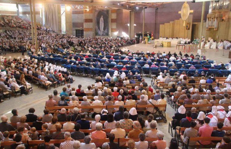 Journée diocésaine avec l'Hospitalité Basco Béarnaise à Lourdes