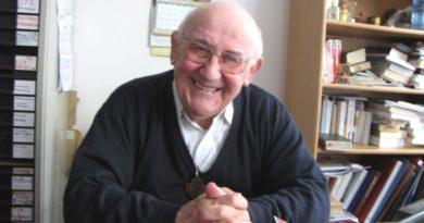 Décès du chanoine Paul Sarcou, ancien directeur des pèlerinages