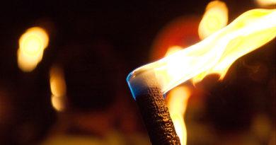 Pèlerinage aux flambeaux : inscription